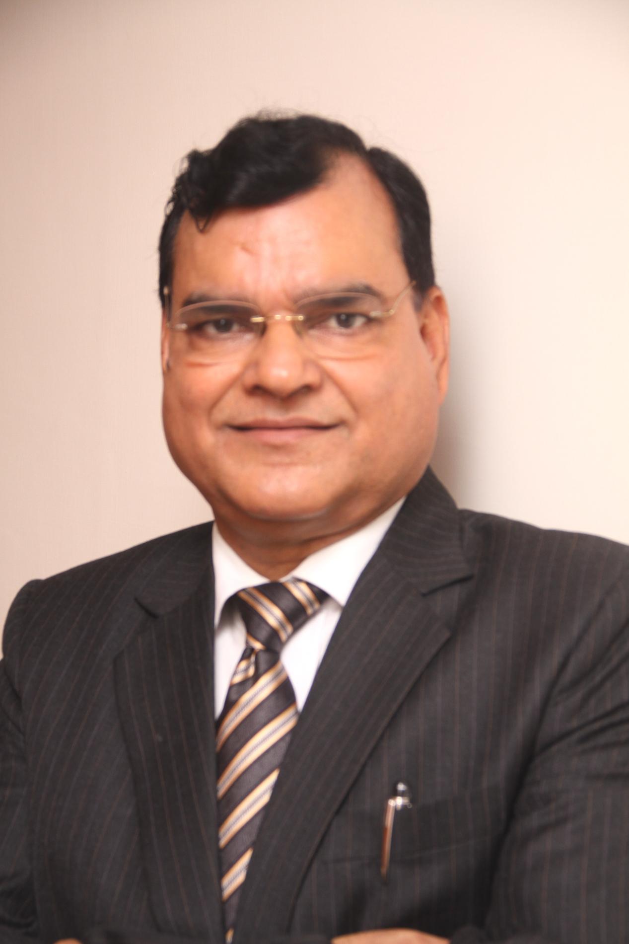 Mr. Rakesh Kumar Upadhyay, ITS (Retd.)